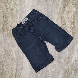LEVIS YOUTH JEAN SHORTS SIZE 4